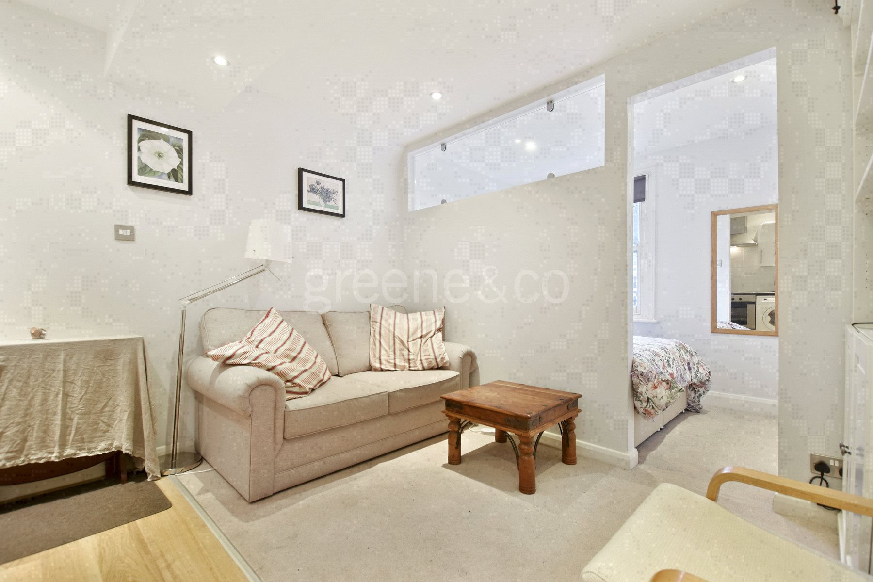 Flat for sale in Narcissus Road, West Hampstead, London, NW6