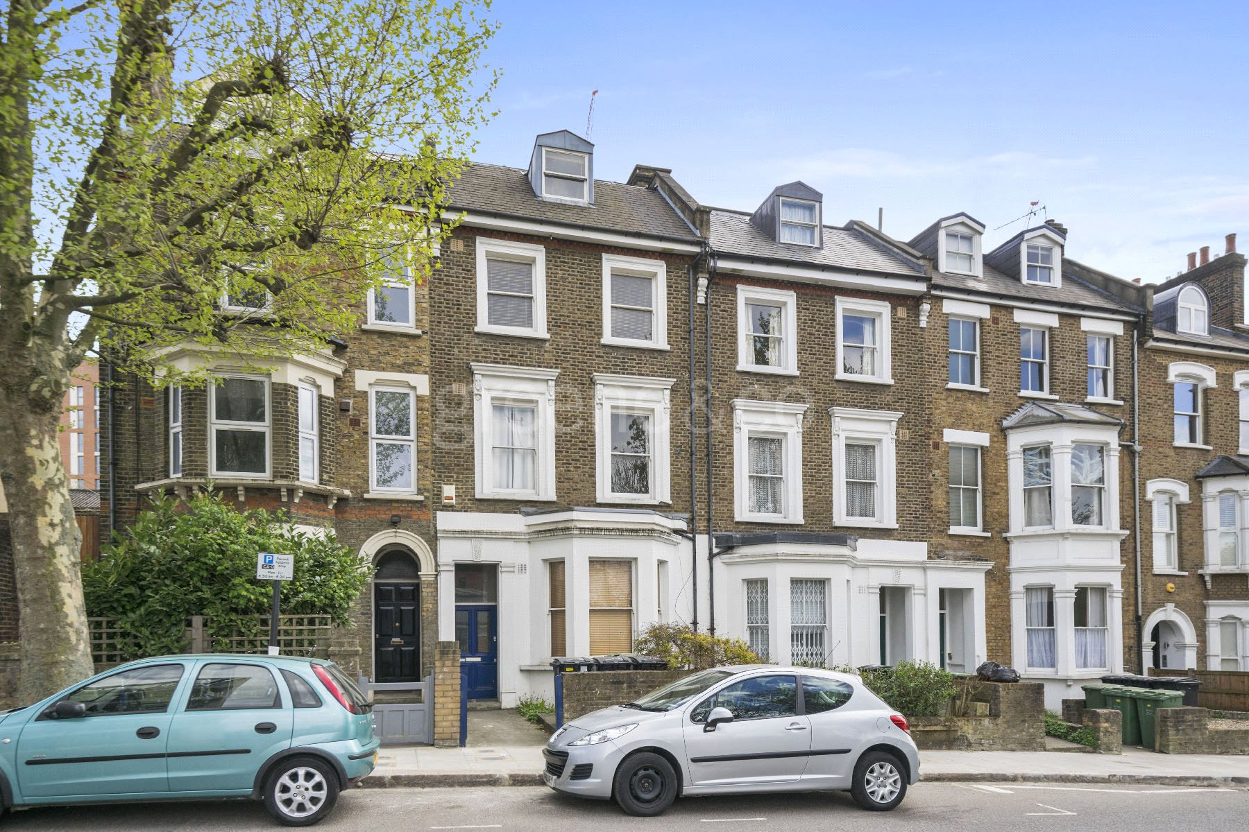 1 Bedroom Flat for sale in Iverson Road, West Hampstead, London, NW6